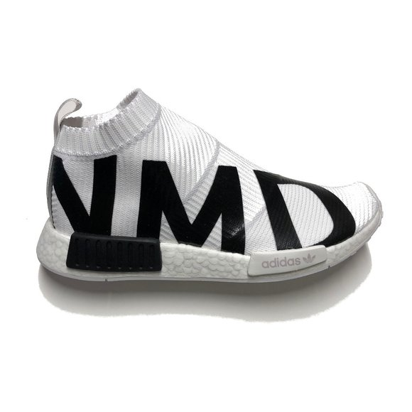 adidas Shoes   Nmd Cs1 Primeknit White